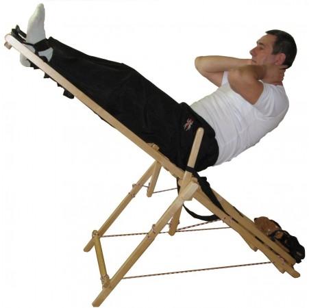 Упражнения на Качелях Яловицына - тренировка мышц пресса